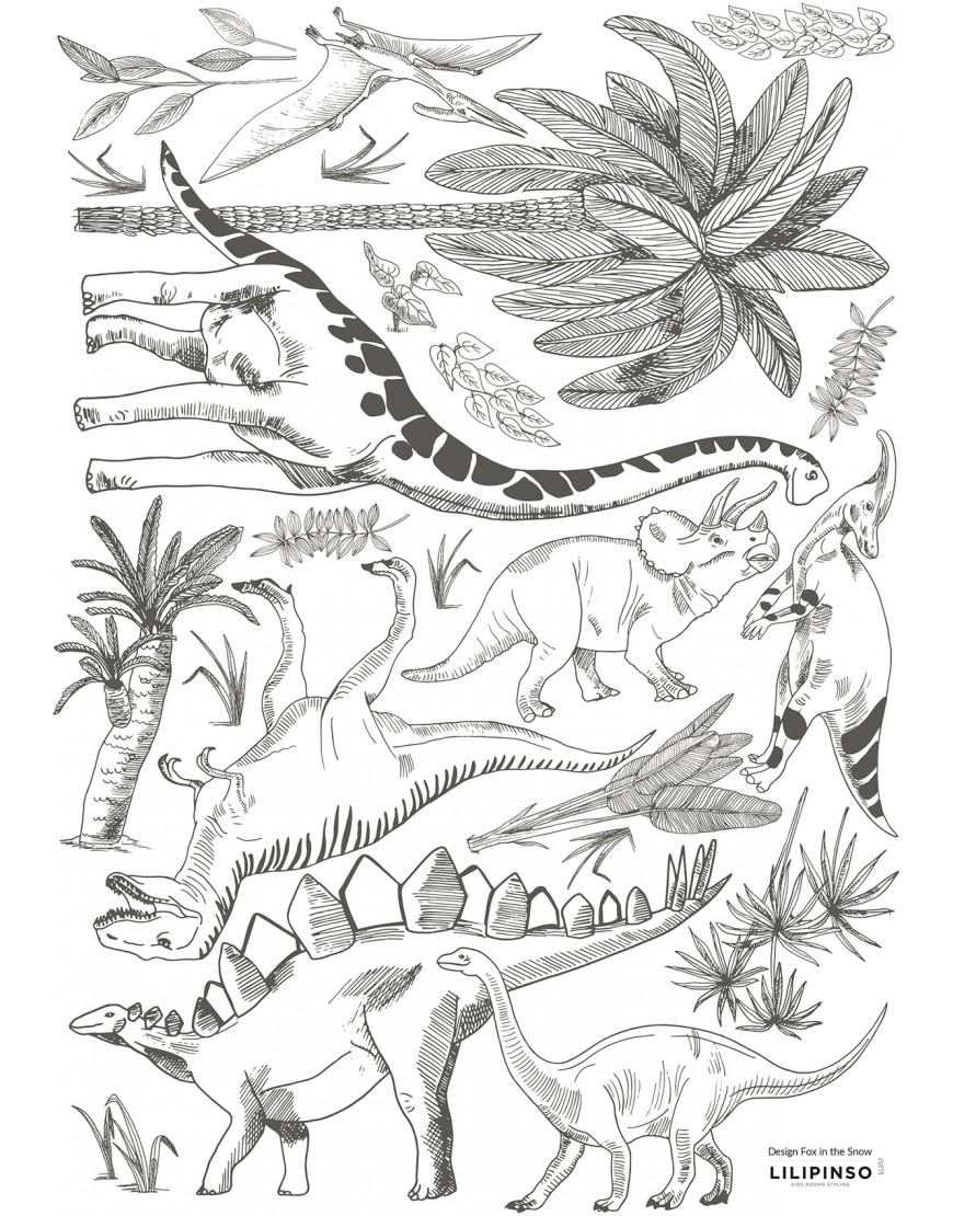 Sienų lipdukai. Dinozaurai