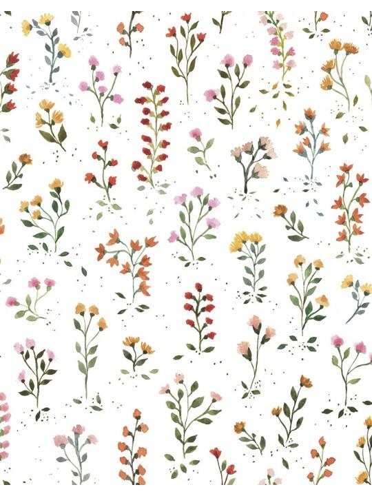Tapetai. Pievų gėlės
