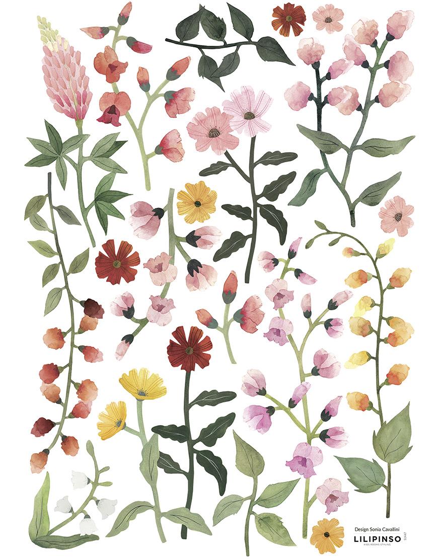 Dekoraciniai lipdukai. Pavasaris Jūsų namuose