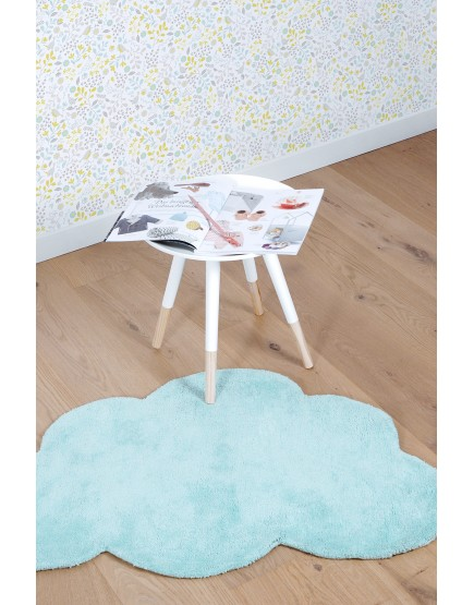 Debesėlis. Turkio spalvos vaikiškas kilimas