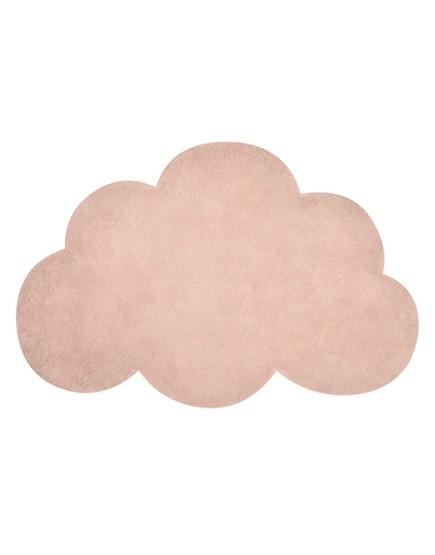 Vaikiškas kilimėlis debesėlis. Abrikosų spalvos