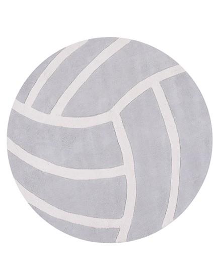 Tinklinio kamuolys. Apvalus kilimėlis