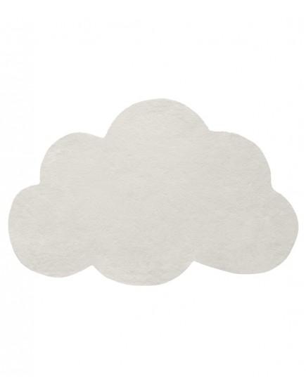 Beige pilkas debesėlis. Vaikiškas kilimėlis
