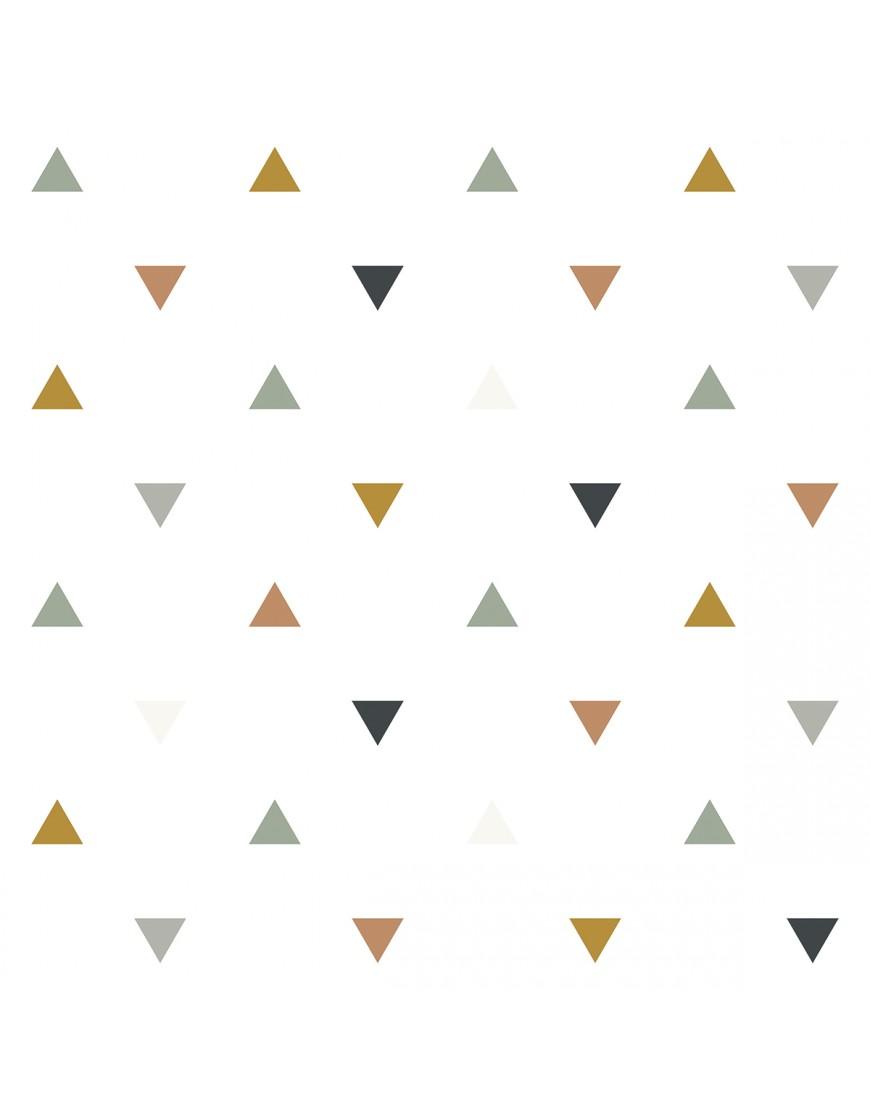 Tapetai. Trikampiai
