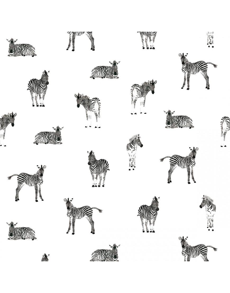 Zebrai. Tapetai
